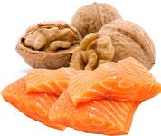 Walnuts-salmon